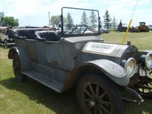1913 J I Case Touring Sedan
