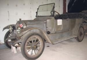 1913 J.I. Case Touring Sedan